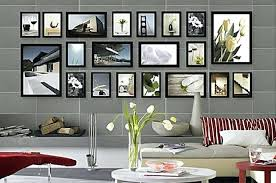 black picture frames wall. Contemporary Black Black Picture Frames On Wall 3 Different Sizes Travel Photos  Dining Room   Inside Black Picture Frames Wall