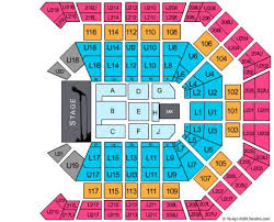 Mgm Grand Garden Arena Seating Chart Mgm Grand Garden Arena Tickets And Mgm Grand Garden Arena
