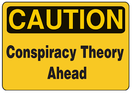 Image result for conspiracy theorists + images