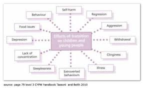 Types Of Transitions Cypw Unit 3 1 Task 5 Explain How
