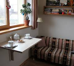... Kitchen Exciting Folding Kitchen Tables For Small Spaces Photo In Fold  Down Kitchen Table