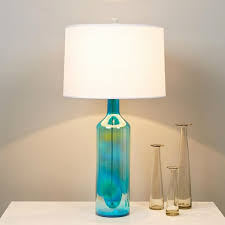 teal blue glass table lamp with 170 best turquoise teal aqua images on of