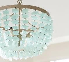enya sea glass chandelier