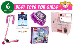 Best Toys for 6 Year Old Girls 2016 Gifts \u0026 | Top Christmas