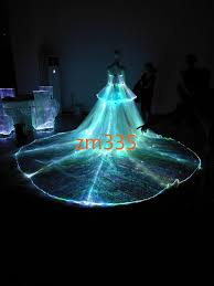 Wedding Dress With Lights Light Up Wedding Dresses