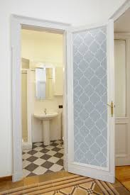 bathroom glass doors glass etching french decor wires fence patterns ogee lg sans soucie