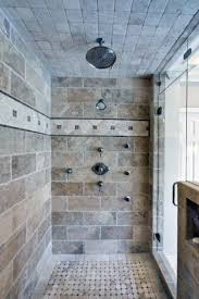 unique bathroom shower tile