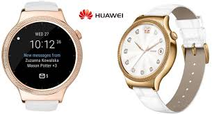 huawei smartwatch gold. huawei elegant smartwatch for iphone or android smartphones \u2013 gold