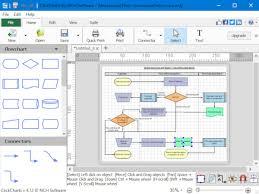 Click Chart Diagram Clickchart Is A Free Diagram Flowchart Software For Windows 10