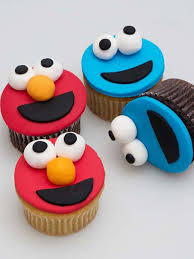 Buy Online We Deliver Elmo Cupcakes By City Cake Company