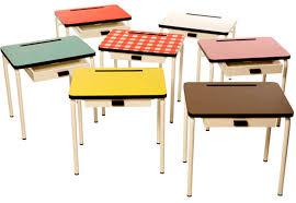 kid desk furniture. Interior Design For Retro School Desks And Chairs Kids Study Space Kidsomania Desk Chair Kid Furniture