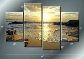 multi panel wall art arts 3 canvas charming p