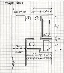 Construction Bathroom Plans