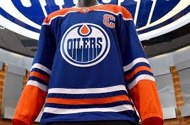 Shop edmonton oilers shirts at fansedge. Edmonton Oilers Show Off Retro Uniform 40th Anniversary Patch Sportslogos Net News