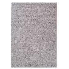 Carpet City Shaggy Teppich In Grau Wayfairde