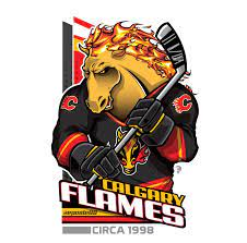 The calgary flames revealed a new alternate jersey monday as part. Pin By Ryan Ting On Hockey Hockey Logos Hockey Drawing Hockey Teams
