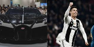 Cristiano ronaldo has not let coronavirus dampen his love of cars. It Appears Cristiano Ronaldo Has Bought The World S Most Expensive Car A Bugatti La Voiture Noire For 9 5 Million Pounds