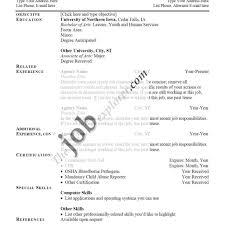Good Job Resume Good Job Resume Format Insurance Examples Alexa For Download 8