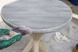 restoration hardware layered stain diy
