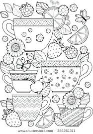 Enchanted Forest Coloring Pages Pdf Enchanted Forest Coloring Pages