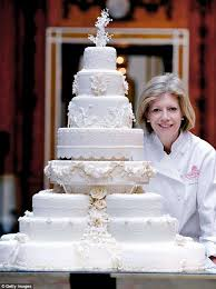 Make Crowning Your Own Glory With Royal Wedding Baker Fiona Cairns