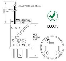 cec flasher wiring diagram cec discover your wiring diagram amazon cec industries ef33rl turn signal flasher relay led