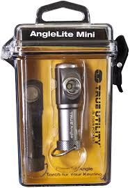 True Utility Nano Light True Utility Tu287 Anglelite Mini Key Ring