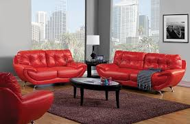 living room cool volos living room set by furniture of america sm6082 photos of new at living room impressive astounding astounding red leather couch furniture
