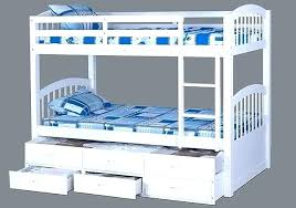 bunk bed with trundle and drawers. Wonderful And Bed With Trundle And Drawers Twin Bunk Drawer Over   Intended Bunk Bed With Trundle And Drawers U