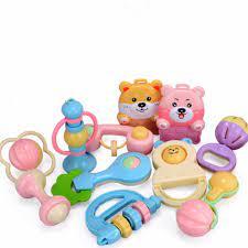 Bí quyết chọn đồ chơi trẻ em sơ sinh 1 tháng tuổi giúp bé phát triển trí não  tốt hơn - Veesano.com