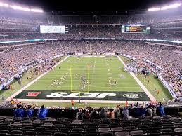Ny Jets Stadium Seating Chart New York Jets Mezzanine Endzone Jetsseatingchart Com