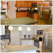 Nuvo Cabinet Paint Reviews Gallery Before And After