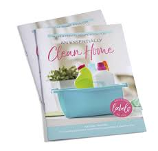 Recipe Labels Essentially Clean Home Make Create Recipe Book Includes Over 40 Labels