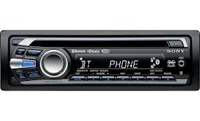 sony xplod mex bt cd receiver at com sony xplod mex bt2700 front
