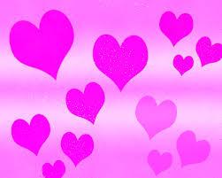 cute pink heart wallpaper cute pink hear 1280x1024
