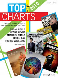Top Of The Charts 2010 Pvg Presto Sheet Music