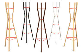 Sutro Coat Rack Cleverly Designed Coat Racks That Are Miniature Bamboo Versions Of 5
