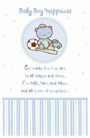 Printable Card Its A Boy Messages Greetings Sayings