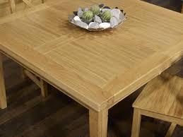 Table Carree 150X150 Salle A Manger table de repas carre ralise en ...