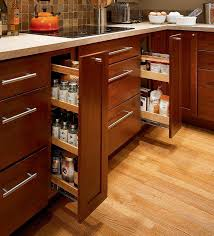 pull out base pantry kitchen cabinets