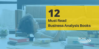 12 Must Read Business Analysis Books