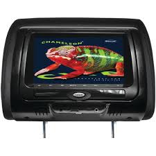 amazon com concept cld 703 7 chameleon headrest monitor hd amazon com concept cld 703 7 chameleon headrest monitor hd input built in dvd player touch buttons high audio output cell phones accessories