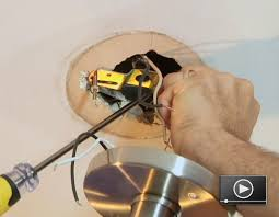 how to change a light fixture replace