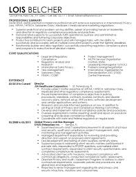 Compliance Officer Resume Best Of What You Should Write In The