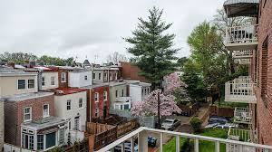 kew gardens apartments balcony in washington dc