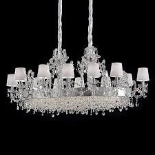 Weiss Und Transparent Kronleuchter Online Kaufen Möbel