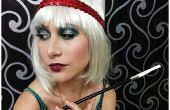 Halloween background with red blood makeup lip. Sexxxxyyyy Maquillaje Para Quemadura Askix Com