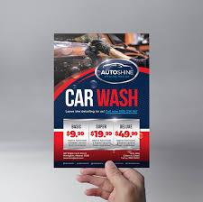 Free Car Wash Flyers Designs Free Car Wash Templates In Psd Ai Vector Brandpacks