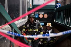 Subway Derailment in Manhattan Injures Dozens - The New York ...