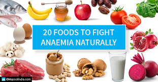 20 Foods To Prevent Anaemia Naturally My India